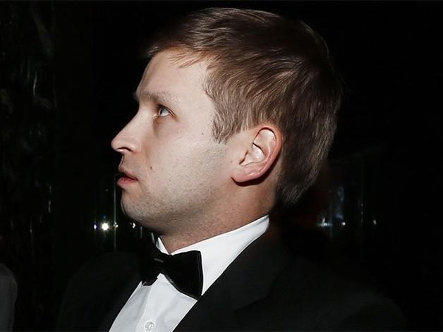 «Целуллоидный» Дмитрий Пристансков вступил в конфликт интересов с женой
