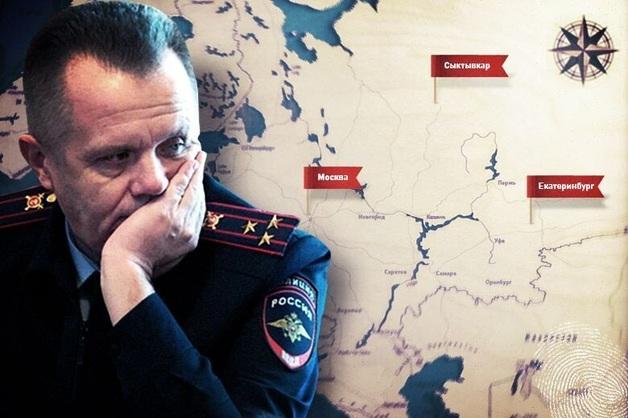 Генеральская география. По местам славы Владимира Романюка