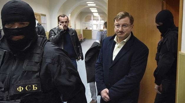 Дмитрий Михальченко, Игорь Васильев и Андрей Каминов украли из резиденций Владимира Путина 1,3 миллиарда рублей
