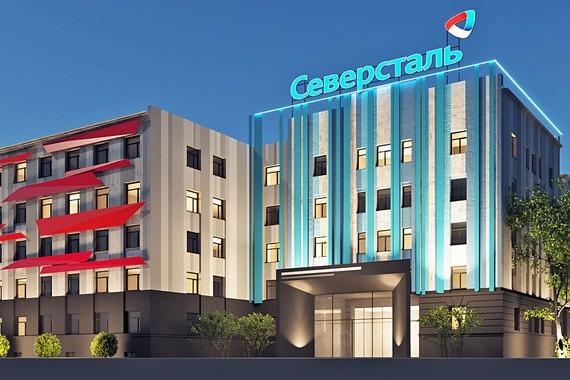 Дизайн на полмиллиарда: «Северсталь» потратится на новые фасады завода в Череповце