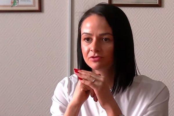 Порно видео с Ольгой Глацких выложили в открытом доступе. Вот причина её трудоустройства в Правительство.18+