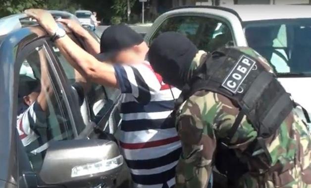 Криминальный авторитет Палыч в компании «качков» собирал у предпринимателей деньги в «общак»