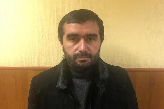 """В Киеве поймали """"вора в законе"""" Нукри Гальского"""