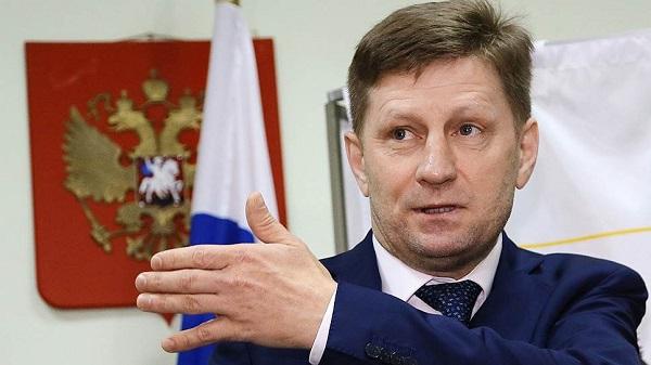Бюджет Сергея Фургала не понравился единороссам