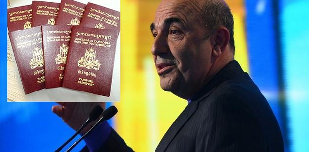 СМИ узнали о двойном гражданстве Рабиновича и Мураева