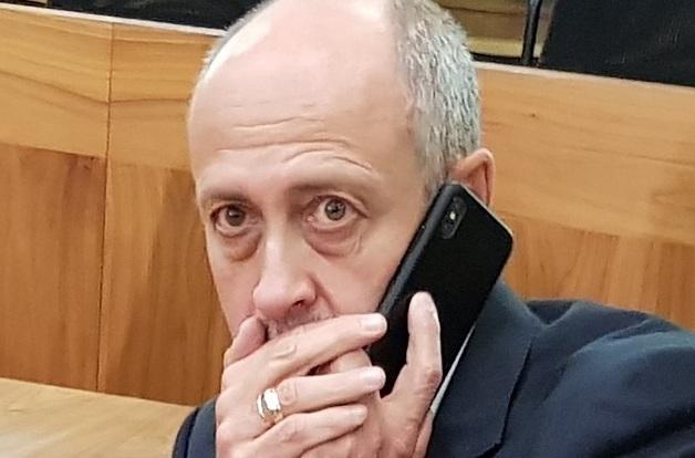 Олег Буров сменил Андриса Америкса на посту вице-мэра. Байба Брока поздравляет избранника