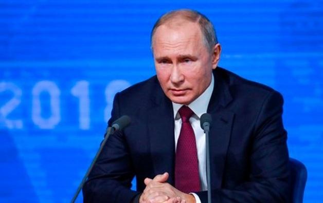 Путин пообещал «как порядочный человек» когда-то жениться