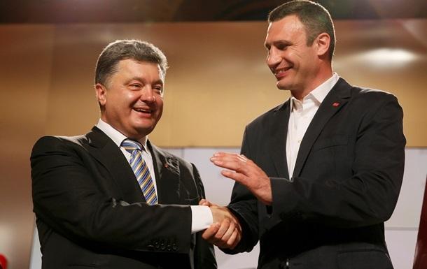 Плохая новость для Порошенко: Кличко готовит удар в спину