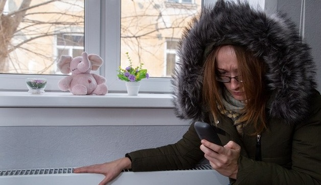 Сотни людей в Новосибирске остались без отопления в 30-градусные морозы