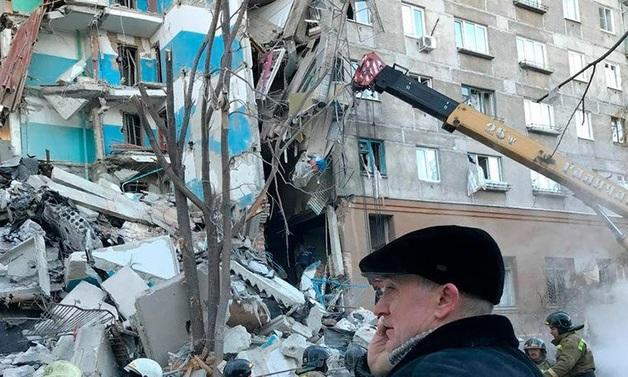 Власти заявили о неизвестной судьбе 79 человек после ЧП в Магнитогорске