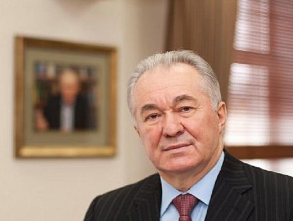 Газпромовского ученого Карасевича ноги кормят