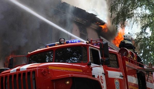 Дети, пострадавшие в пожаре под Томском, не могут попасть в ожоговый центр