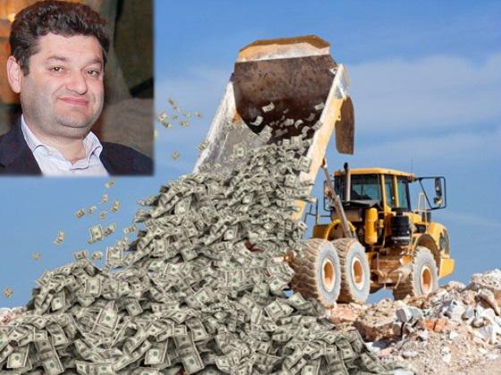 В облгосадминистрации заказали у «родной» фирмы Ермолаева технику на 130 миллионов
