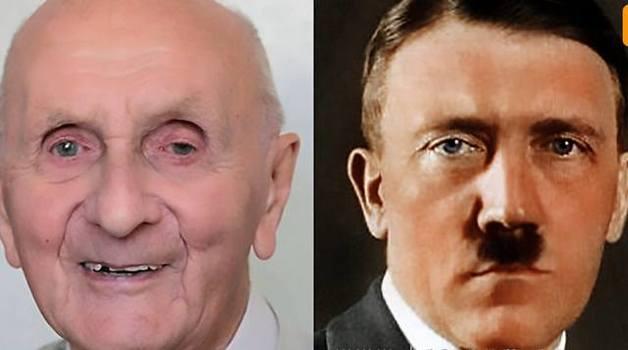 128-летний мужчина из Аргентины утверждает, что он Адольф Гитлер