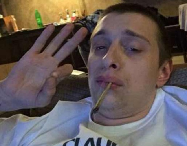 Александра Шарыго не пустили в Белорусь с гашишем