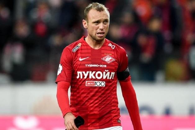 Адвокат жены футболиста Дениса Глушакова не исключил его ареста