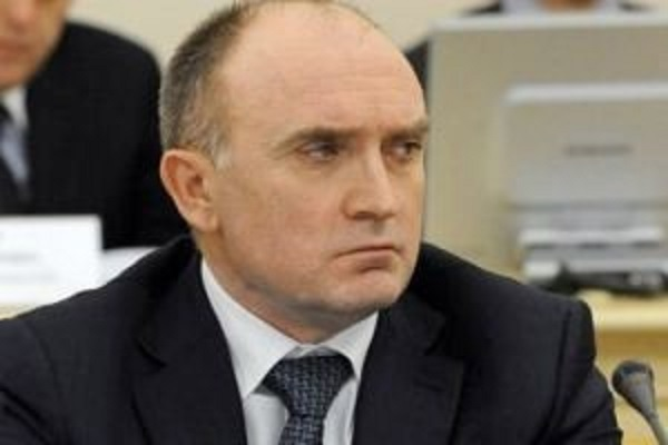 Досье губернатора Дубровского
