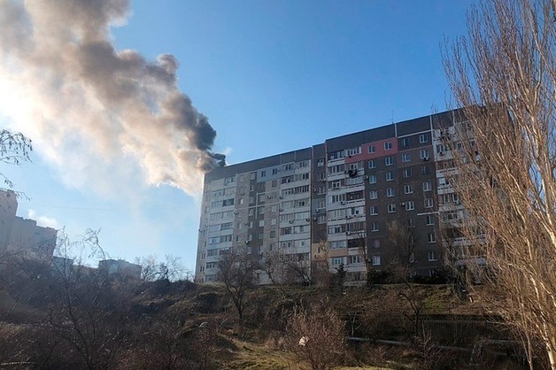 Газовые баллоны взорвались в жилом доме в Крыму