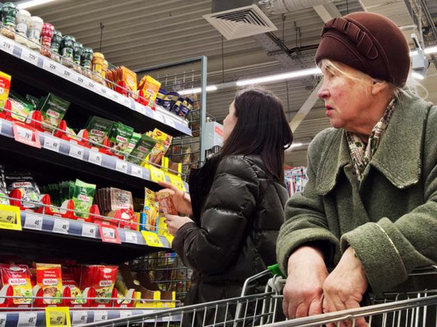 Россиян предупредили о резком росте цен на продукты в ближайшие месяцы