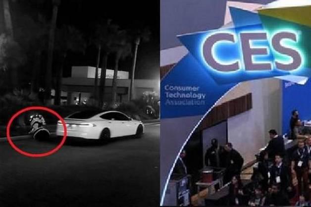 Робота Promobot уронили для его рекламы или чтобы опорочить Tesla? И другие новинки CES-2019