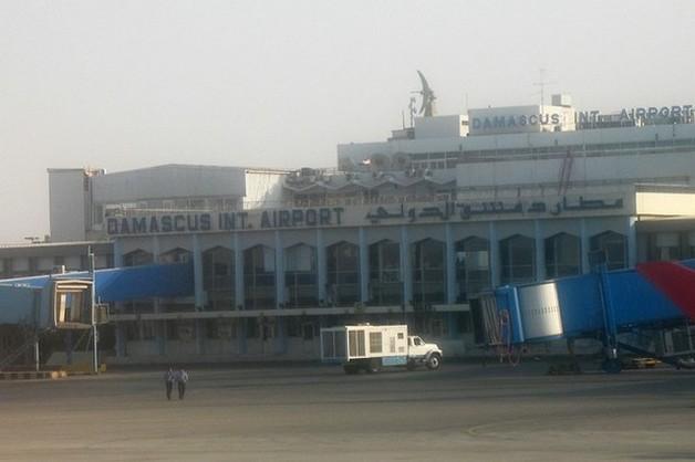 Израиль нанес авиаудар по международному аэропорту Сирии
