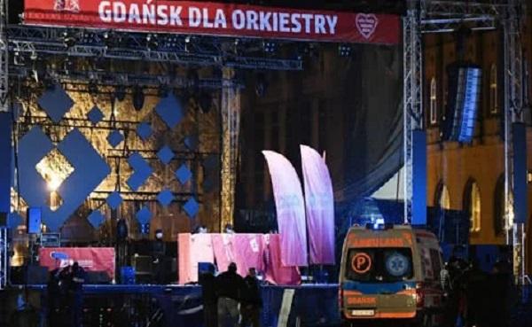 В Польше напали с ножом на мэра Гданьска, он тяжело ранен