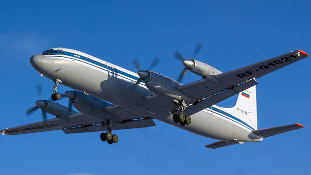 В России самолет потерпел аварию при посадке