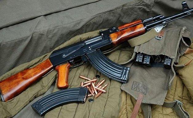 Под Киевом ревнивый мужчина открыл огонь из автомата Калашникова