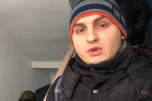 В Амурске завели дело о клевете из-за видео с похорон Зарубы. Задержан знакомый автора ролика