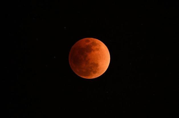 Украинцы увидят «кровавую» Луну 21 января