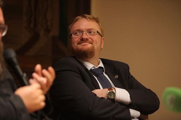 Милонов посетил концерт петербургской группы «Гопота» и выслушал песню про себя