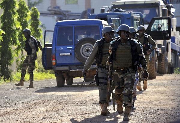 В Мали терористы напали на штаб ООН, погибли миротворцы