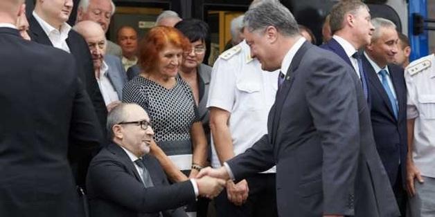 Геннадий Кернес делает из Харькова электоральный анклав для Порошенко
