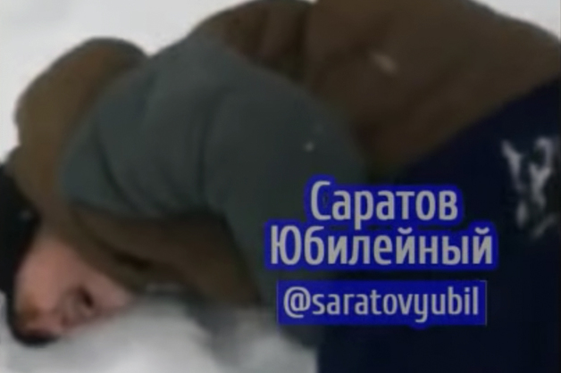 Жительница Саратова накинулась на ребенка из-за сломанного снеговика