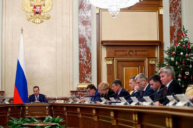 Правительство России реорганизуют для оптимизации