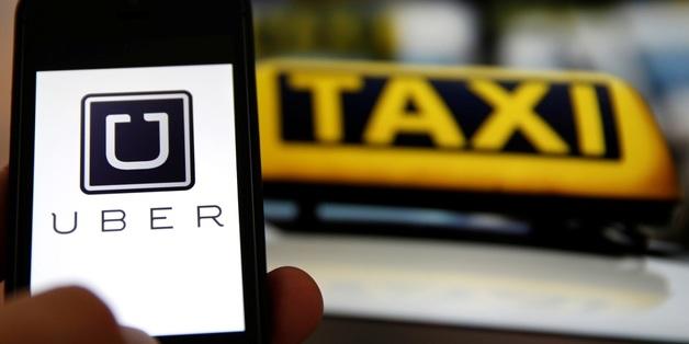 Неравные условия труда. В Испании проходят массовые забастовки таксистов против сервиса Uber