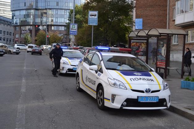 Чиновник из Верховной Рады напал на полицейских