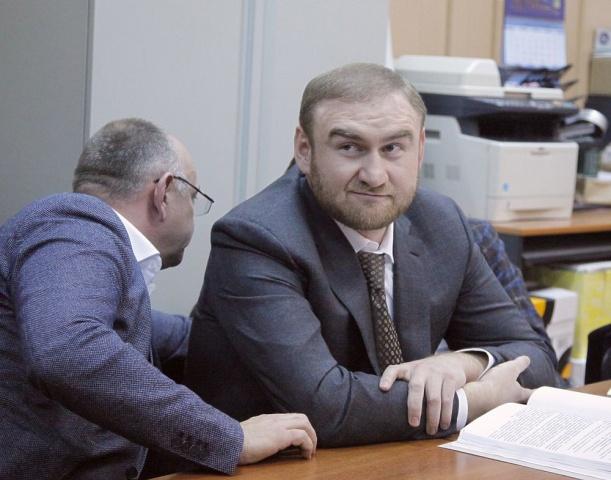 Иван Давидов: «Арашуков ничем особенным от других сенаторов не отличался»