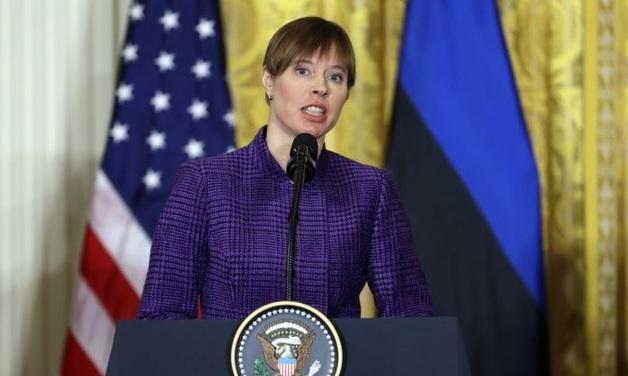 Президент Эстонии объявила о переводе всех русских школ на эстонский язык образования