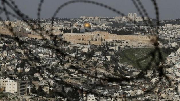 Израиль начал строительство бетонной стены вокруг сектора Газа