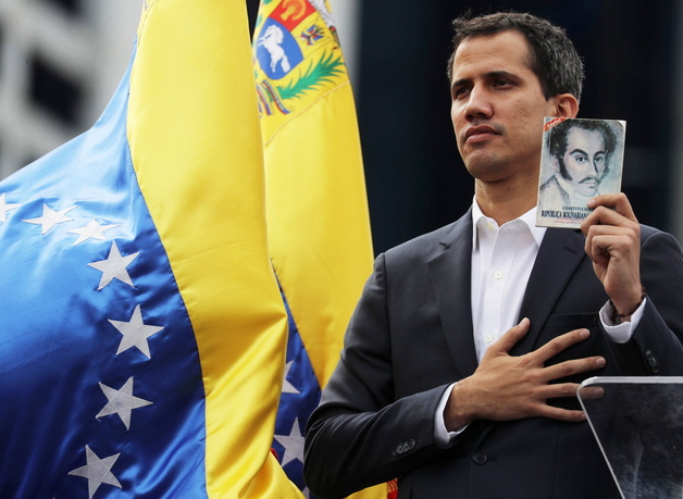 Посол Венесуэлы в Ираке признал Гуайдо временным президентом