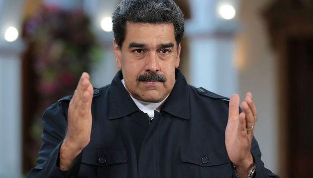Мадуро сравнил себя с Иисусом