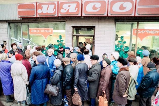 В Госдуме предложили бесплатно раздавать еду бедным