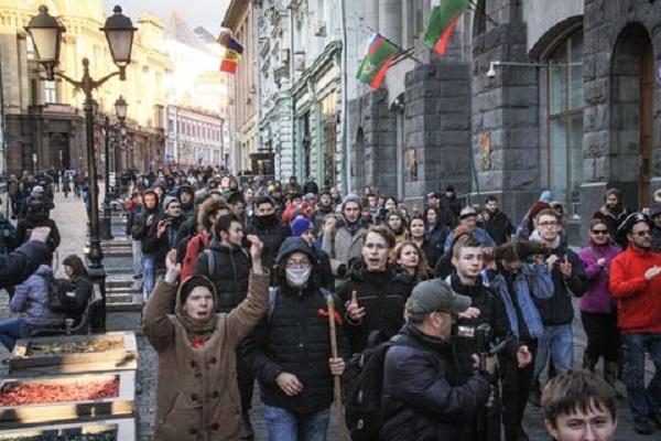 Столичные власти не согласовали «Марш материнского гнева» в поддержку женщин-политзаключенных