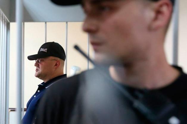 Александр Дрыманов встретился на очной ставке с давшим на него показания заместителем