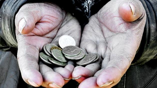 Арифметика российской бедности: официальное число нищих занижено в два раза