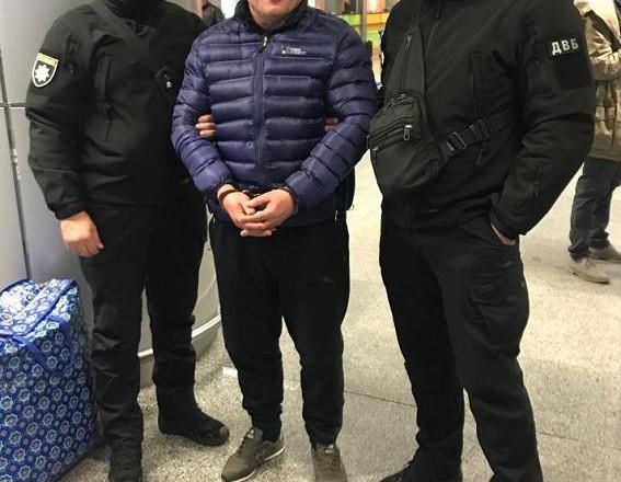 Из Италии экстрадировали украинца, причастного к убийству