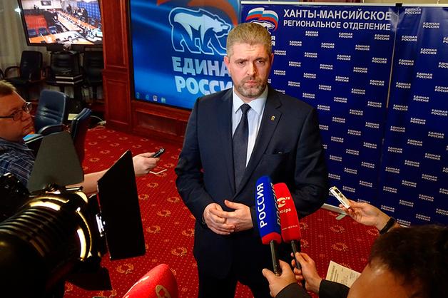 Мэр Нефтеюганска после скандала с обысками вышел на работу