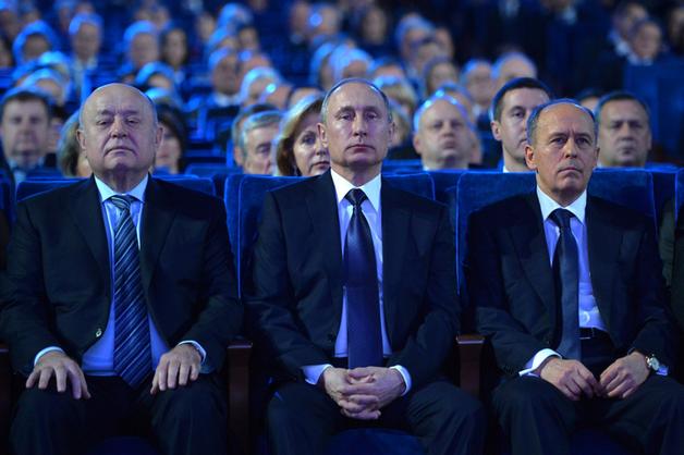 Траты на перевозку сотрудников ФСО для сопровождения Путина превысят 1 млрд рублей