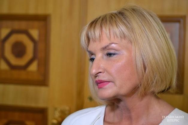 Луценко подала в суд на Гриценко, хочет 2,5 млн грн